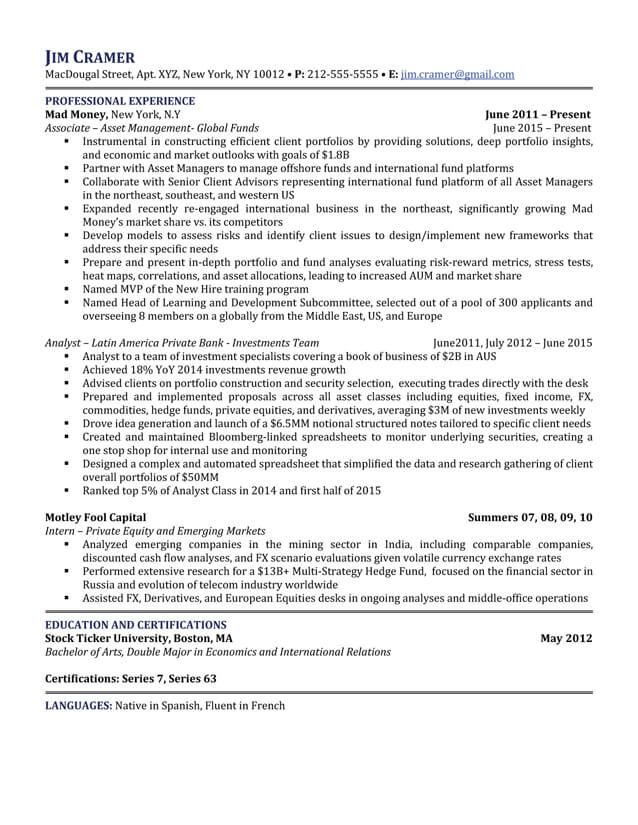 5 Star Resume Samples Resume Templates Pinterest Resume