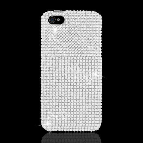 Amazon.com: Platinum - Gemstone Protector for Apple iPhone 5 [AT, Verizon Wireless]: Cell Phones & Accessories $3.50