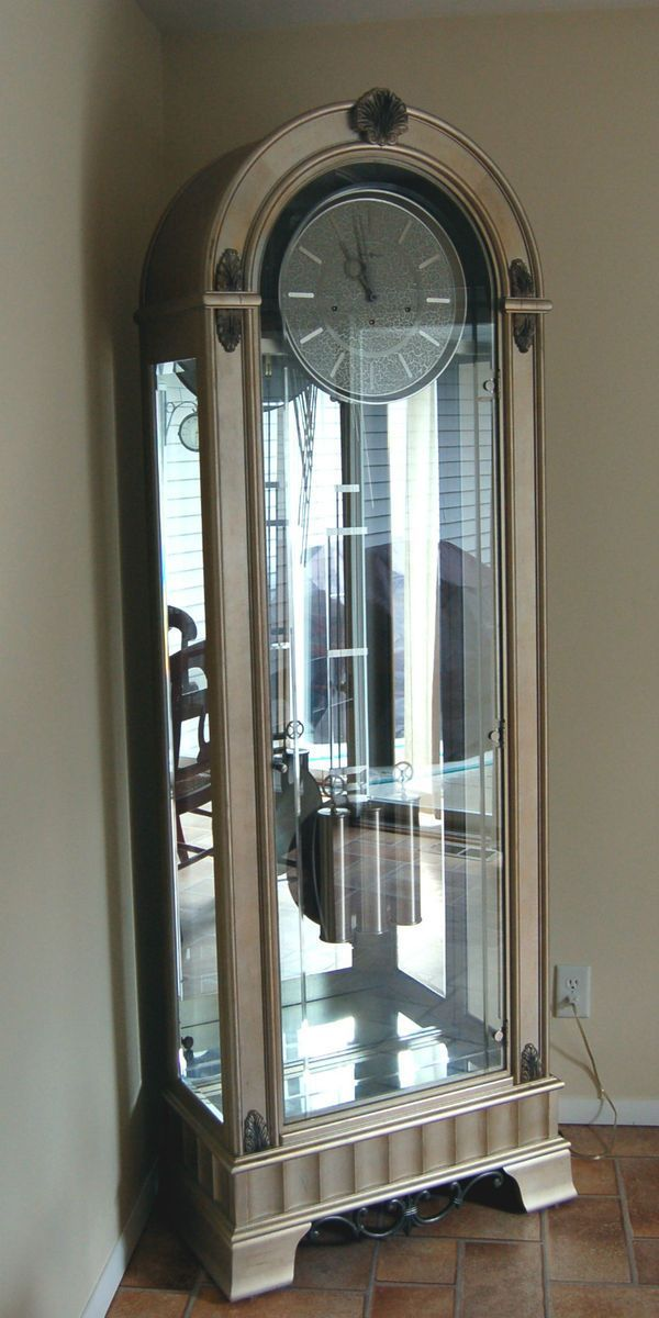 Howard Miller Grandfather Floor Clock Coastal Point 610 898