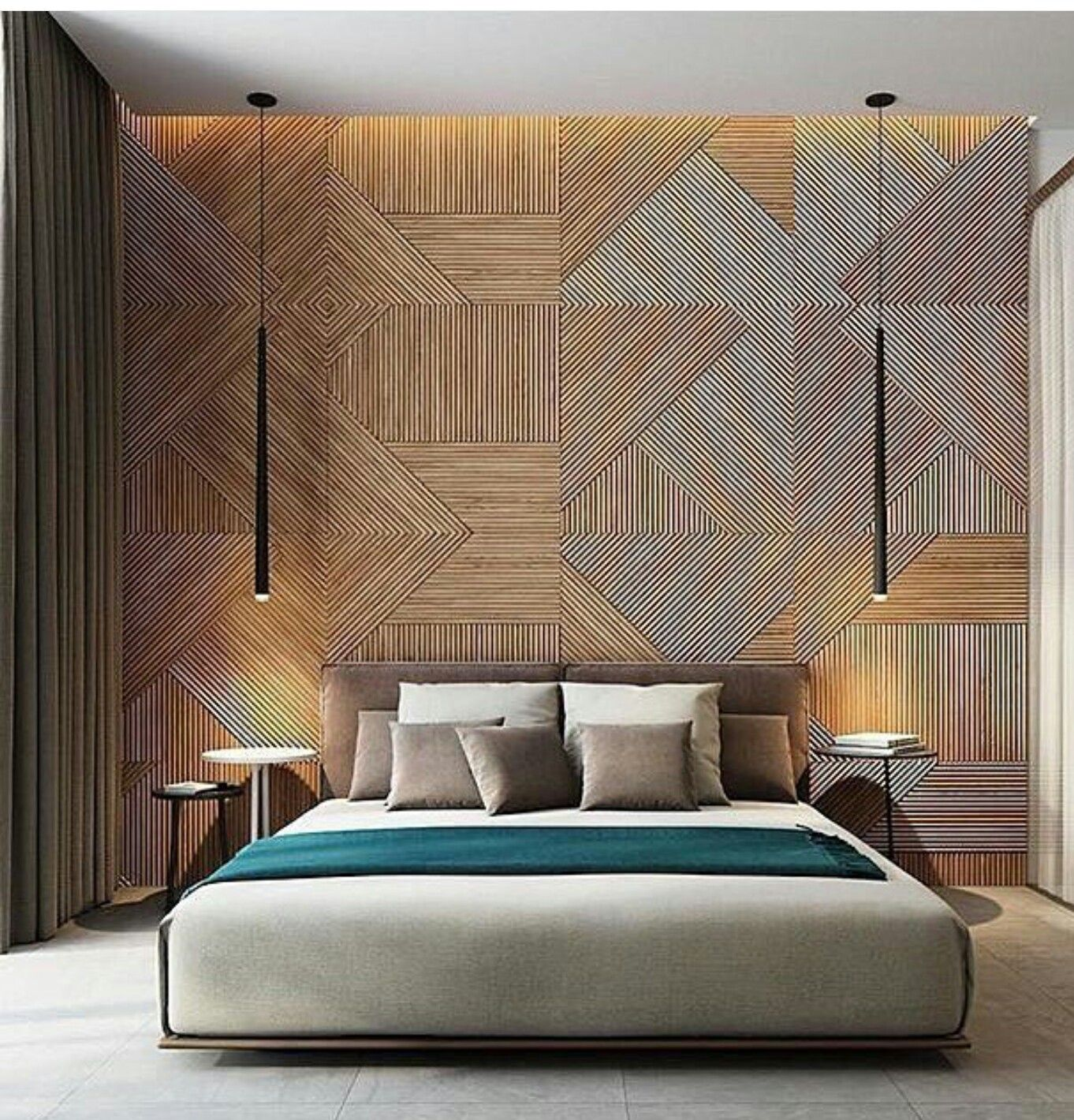 Color combo and wall pattern | Architecture - Interior | Pinterest ...