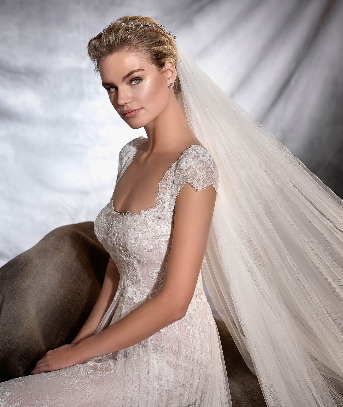 PRONOVIAS 2017 / OASIS, Wedding Dress 2017