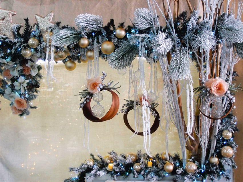 Decorazioni Albero Di Natale Blu : Stanchi del solito albero guardate queste decorazioni per un
