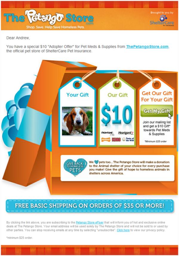 email marketing sample