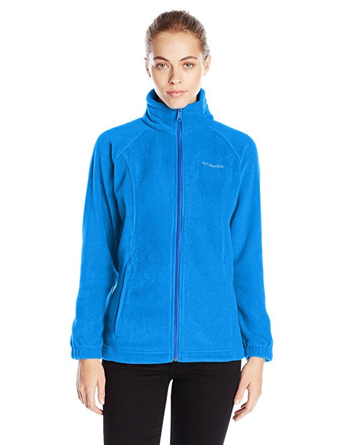 Columbia Women's Benton Springs Full-Zip Fleece Jacket from $14 Columbia Women's Scarfs from $5 & More  Free S...