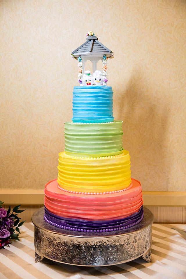 Tsum Tsum Cake   Inspired: Let Them Eat Cake   Pinterest   Disney ...