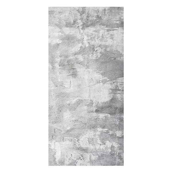 Bilderwelten Magnettafel Hoch 78cm x 37cm »Shabby Betonoptik - magnettafel für die küche