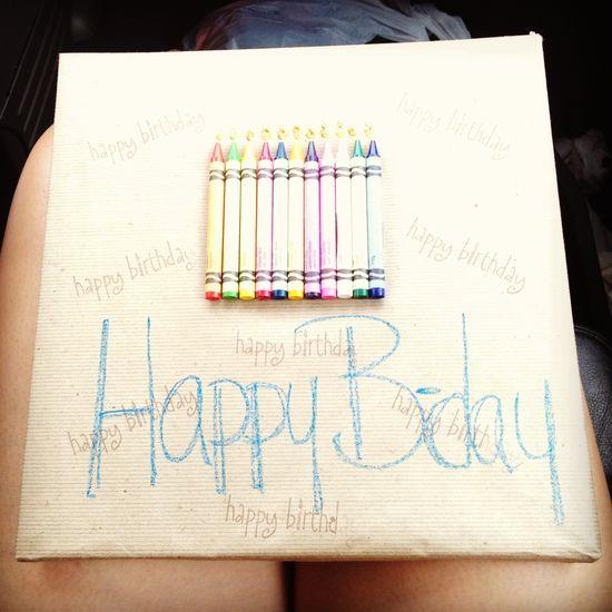 Happy Birthday nephew!!! #diy #gifts
