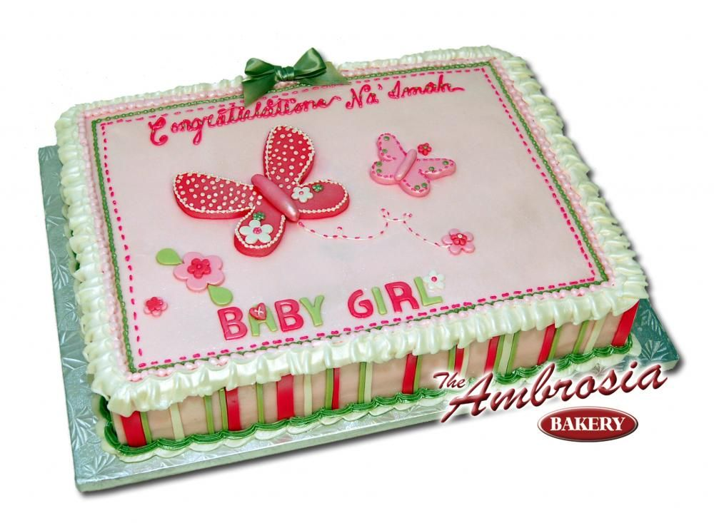 baby shower sheet cake  specialty cakes    baby shower, Baby shower