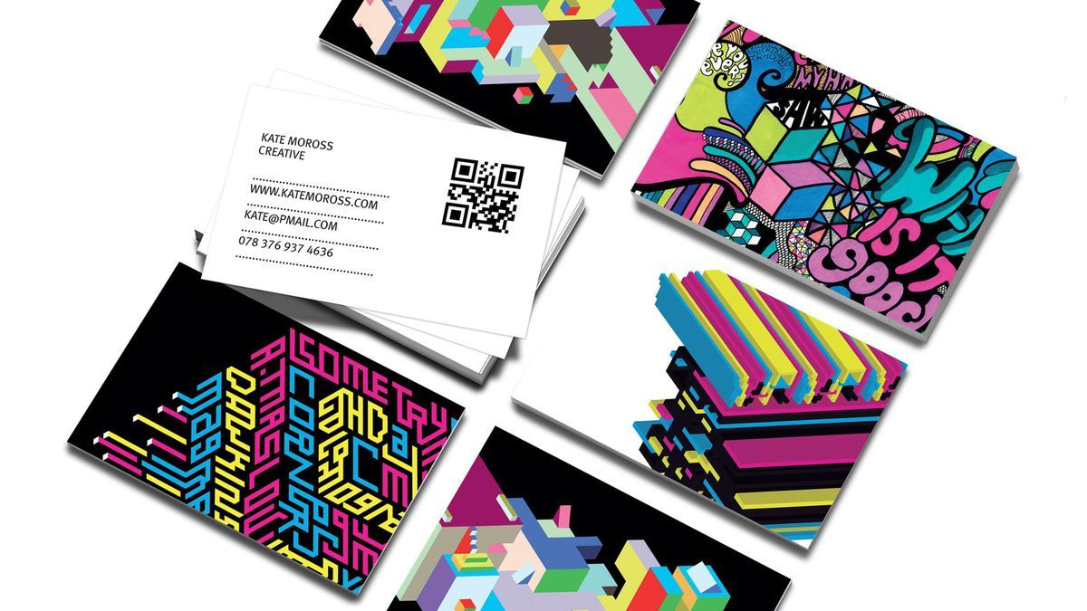 Moo card full size business cards creative business