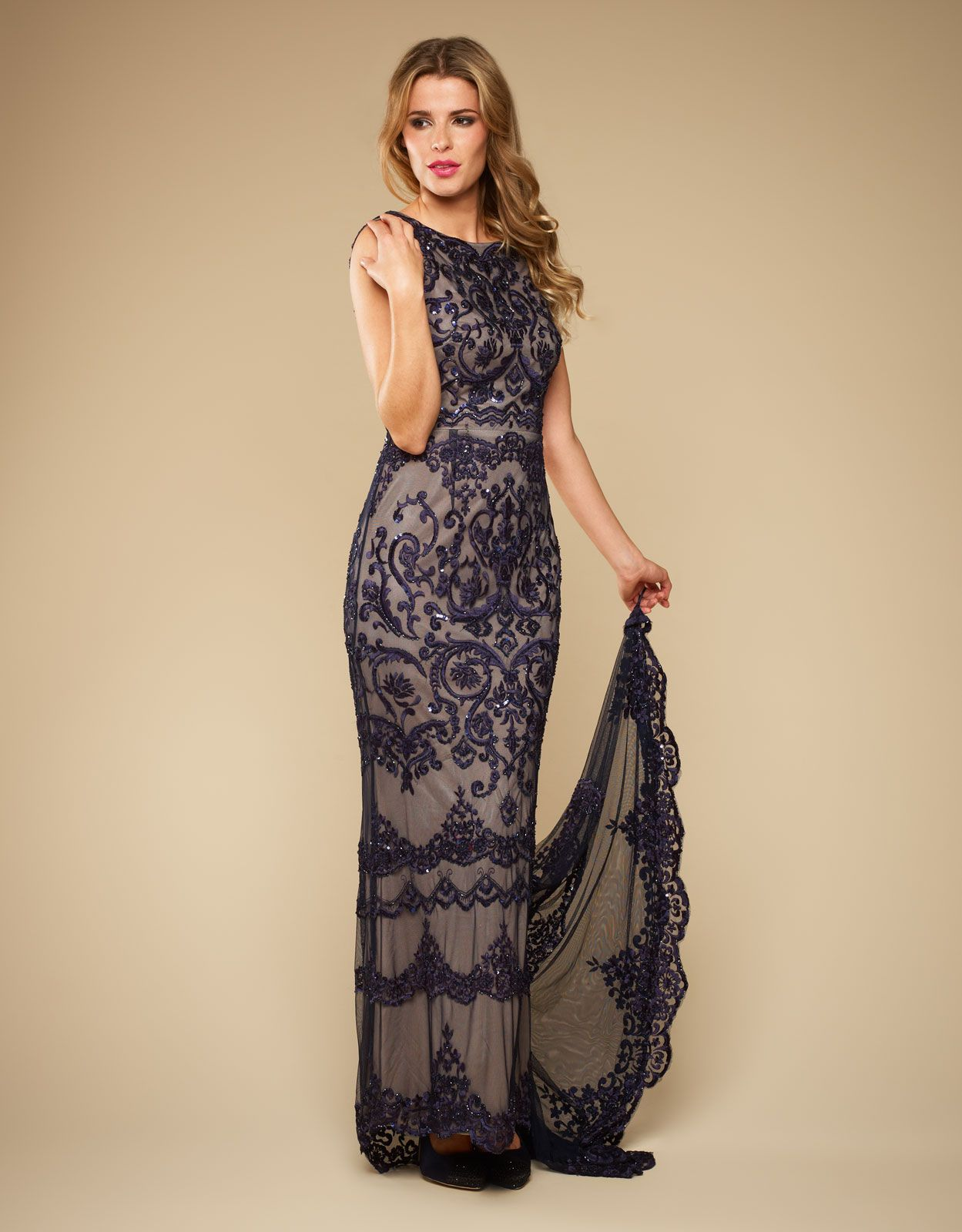 Long summer evening dresses uk online