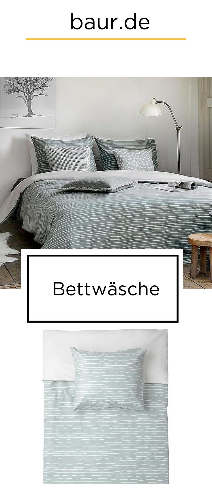 Wendebettwäsche »Luton«, Walra in 2019 | Bettwäsche | BAUR