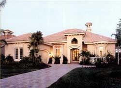 Sunbelt House Plan 3 Bedrooms 3 Bath 3006 Sq Ft Plan 81 104