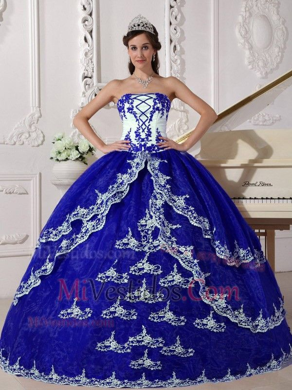 imagenes de vestidos de 15 azul marino - Buscar con Google | Cosas ...