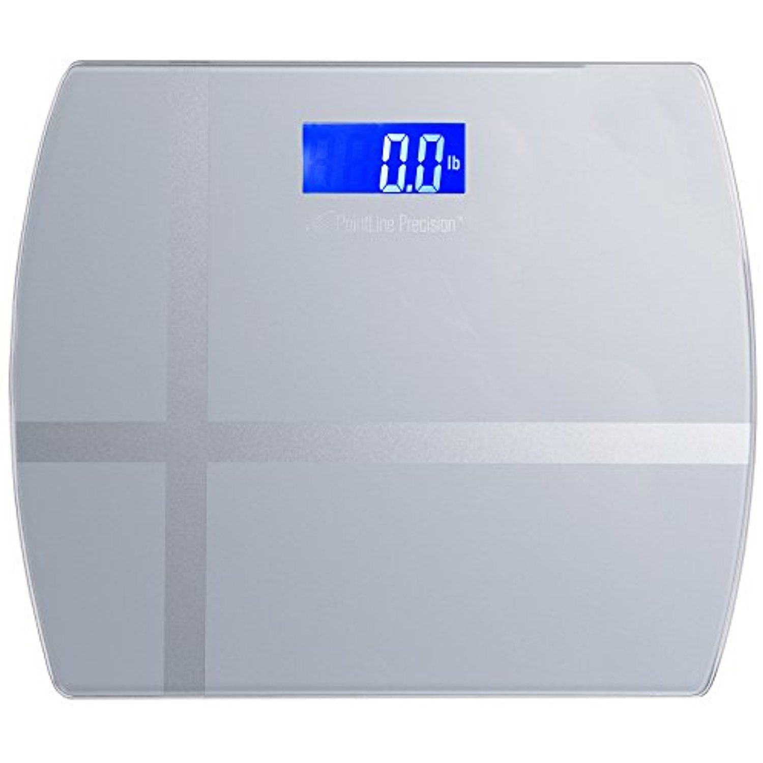 AccuPoint Precision Digital Step-On Body Weight Bathroom