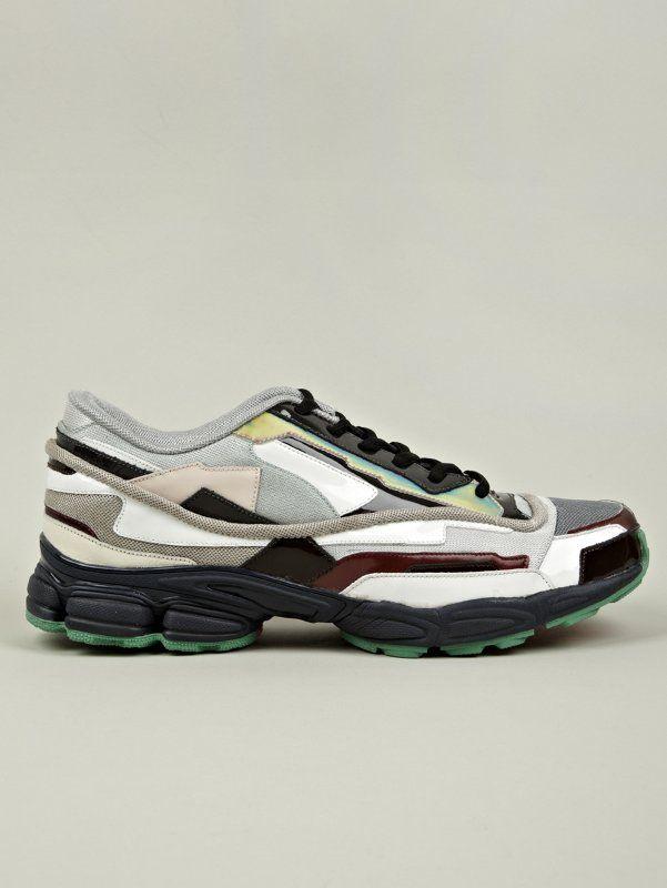 Raf Simons Men's Shoe-In-Shoe Runner