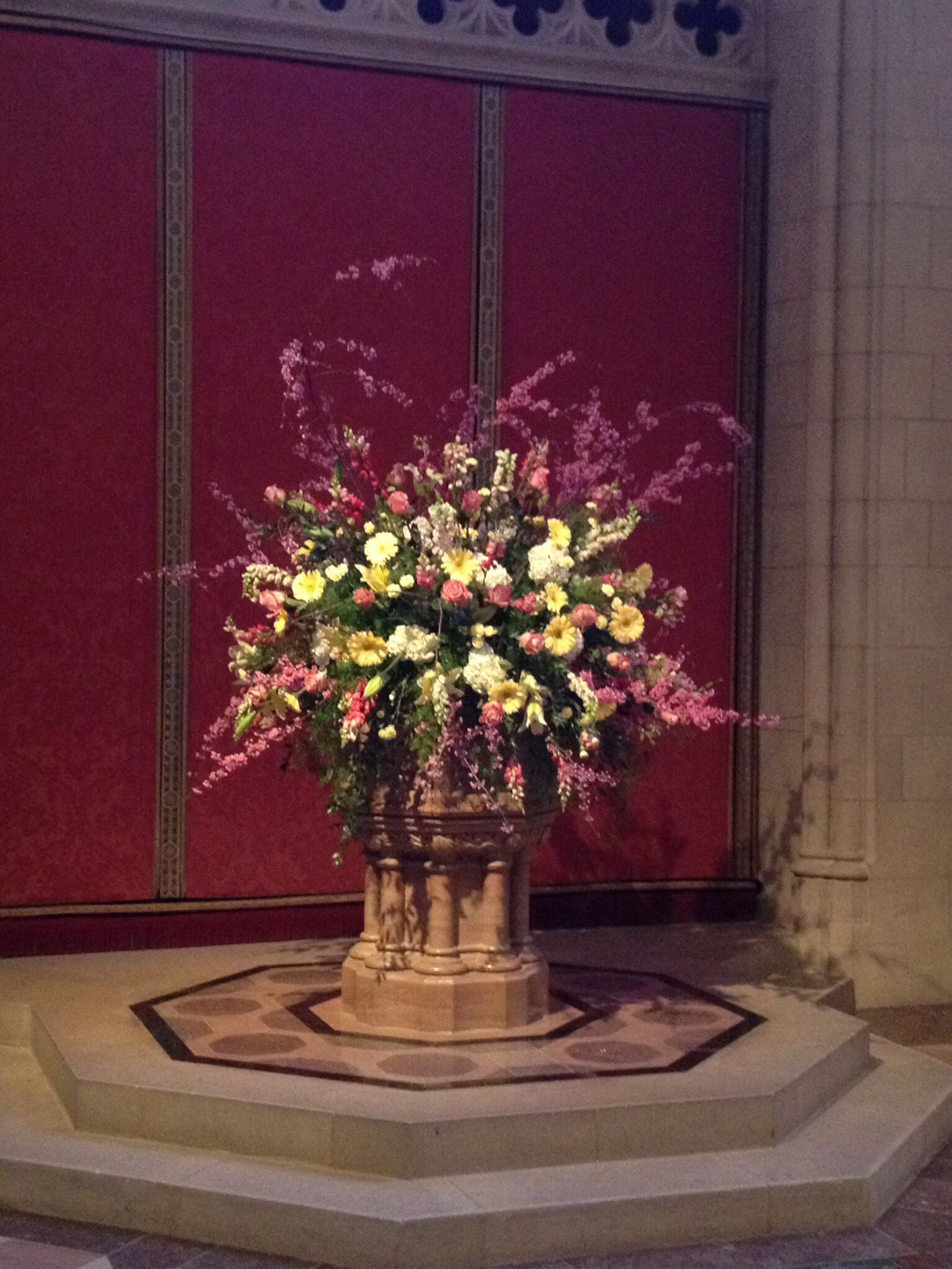 Easter At The National Cathedral Washington Dc