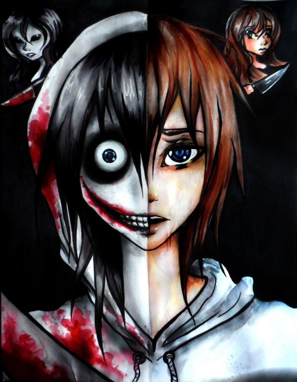 Foto Jeff The Killer Anime