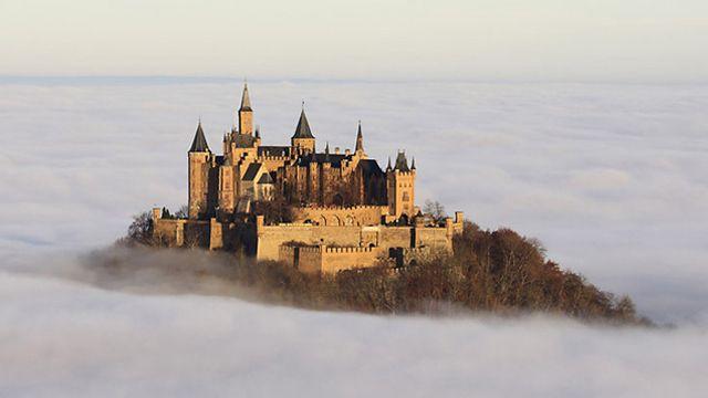 Die Schonsten Schlosser Und Burgen Europas