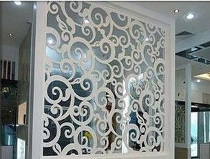 Dongyang Mdf Carving Up Partition Walls Ceiling