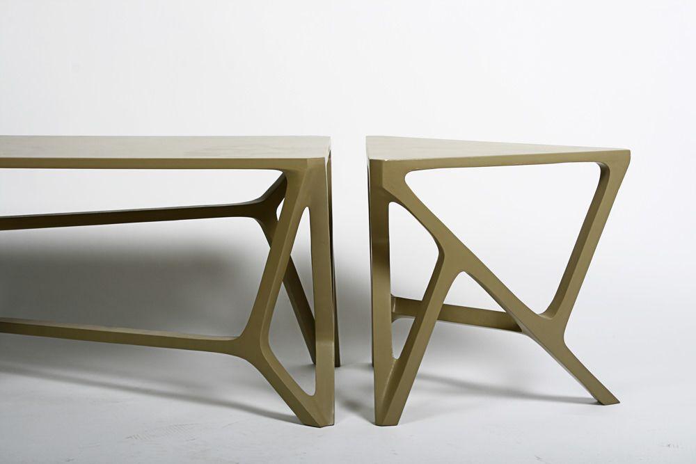 Collection Branca mobilier par Benjamin Migliore - Blog Esprit Design