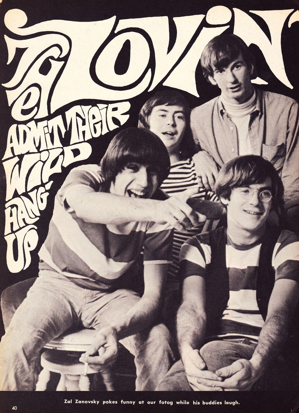 Image result for lovin' spoonful 1967