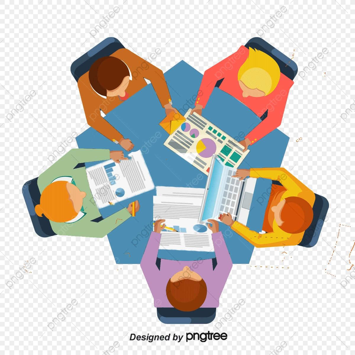 Creative Roundtable Background Vector Material Team Meeting Table Meeting Png Transparent Clipart Image And Psd File For Free Download Social Media Design Inspiration Clip Art Meeting Table