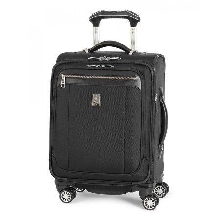 Travelpro Platinum Magna 2 Intl Expandable Spinner, Black