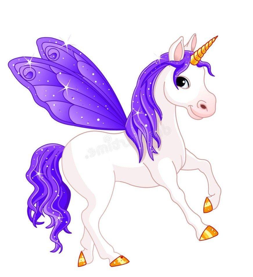 imagenes de unicornios fucsia para descargar | unicornios | Pinterest