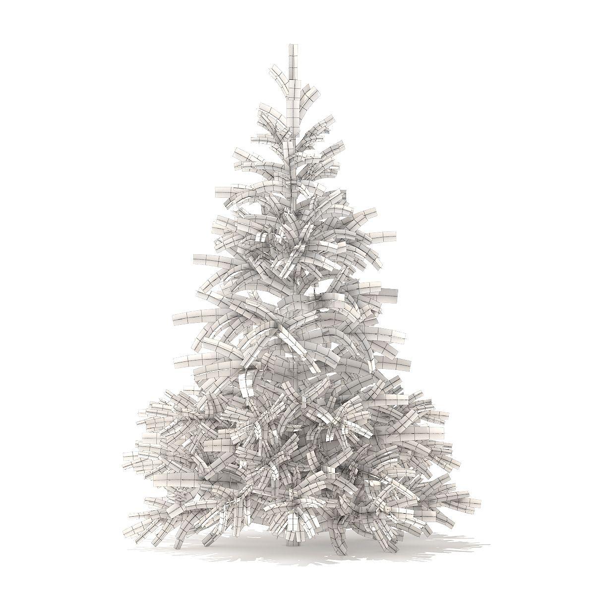 Spruce Tree 3d Model 1 5m Spruce Tree Tree 3d Model