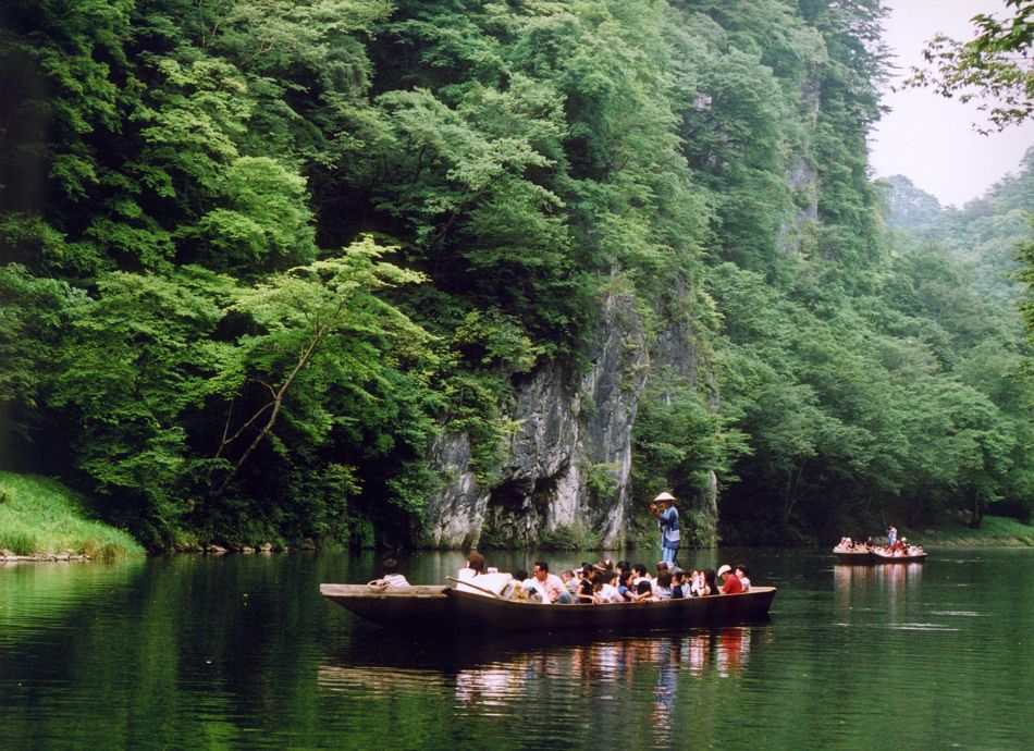 いび 渓 舟 下り げ 猊鼻渓(舟下り)は平泉周辺の観光スポットを紹介