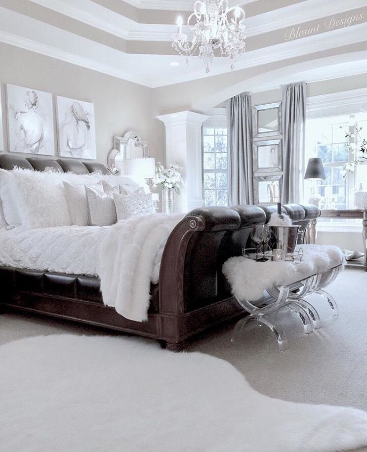 Design An Elegant Bedroom In 5 Easy Steps: Master Bedroom Inspiration From Deborah At Blount Designs