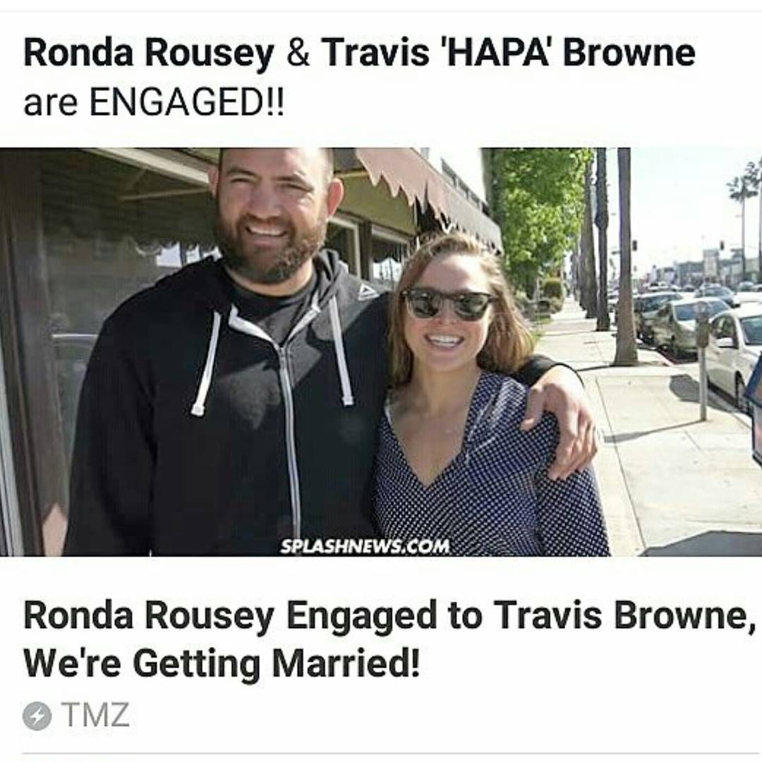 Jackson Browne Married Great ronda rousey is getting married!!! the ufc superstar just revealed