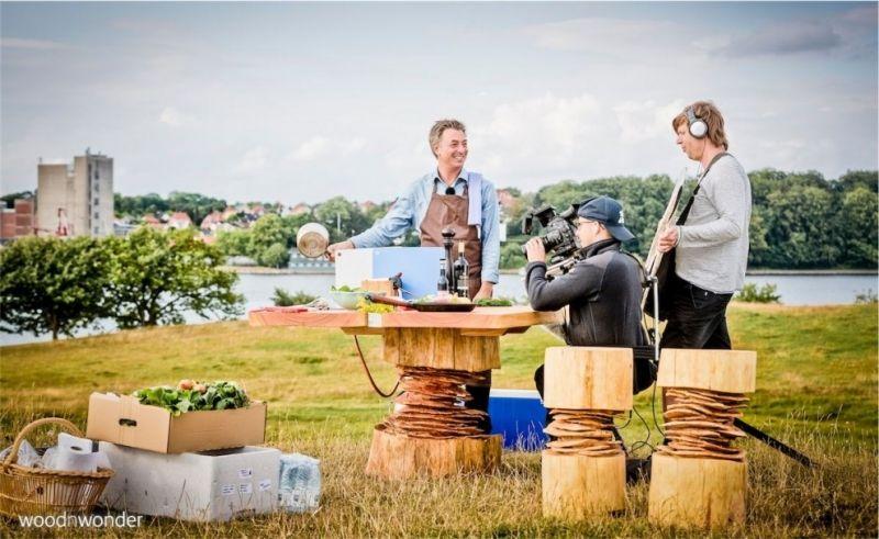 Dänische Massivholzmöbel handgefertigt aus Douglasie | Douglasie ...