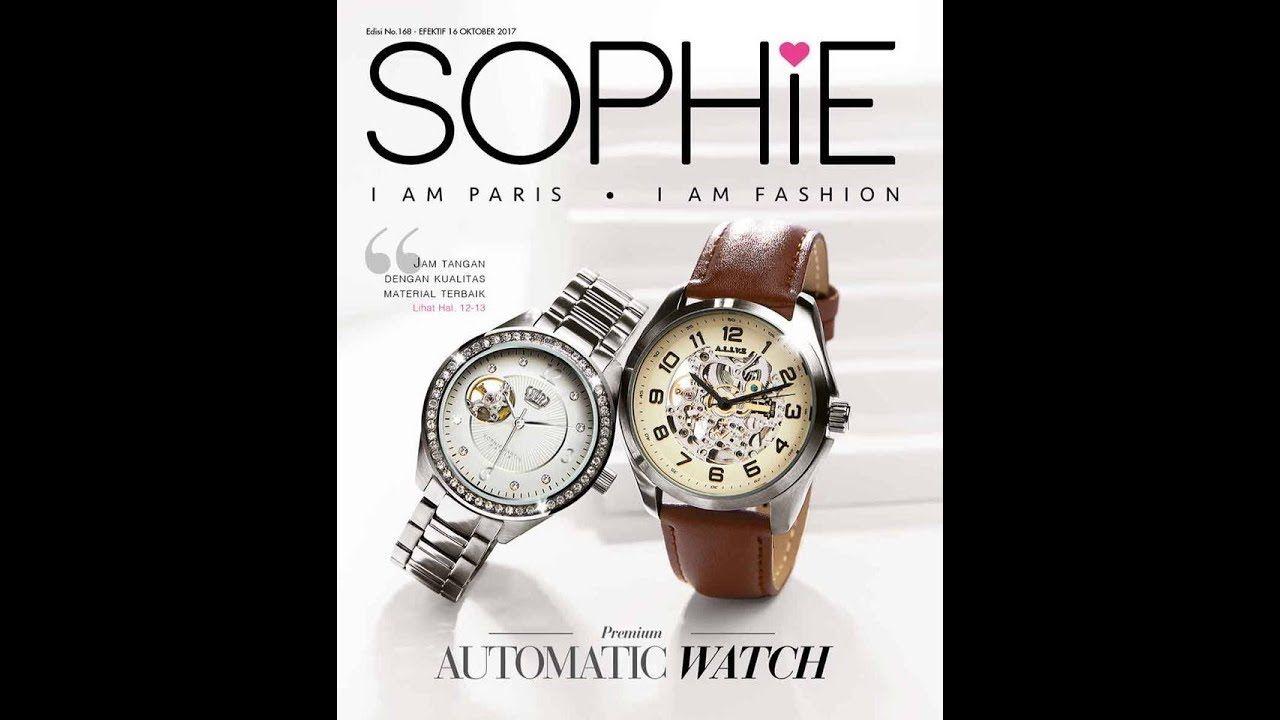 Katalog Sophie Martin Paris Edisi Oktober 2017 | Michael