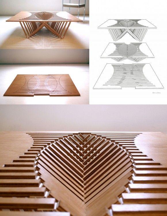 Mob lia de vontade pr pria product industrial design for Mobilia kitchen table
