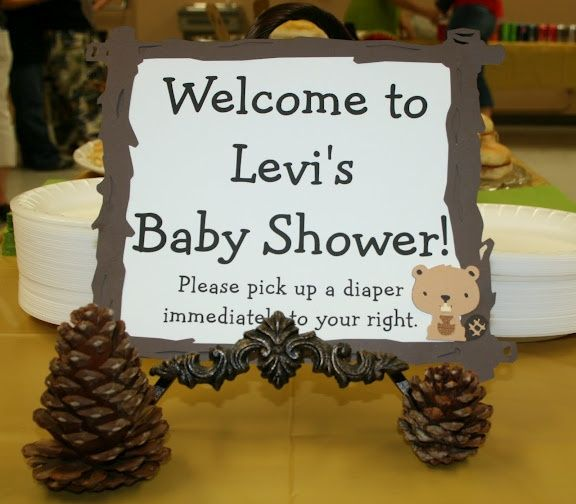 Image Result For Woodland Baby Shower Decorations With Cricut | Baby  Buckner❤ | Pinterest | Woodland Baby Showers, Woodland Baby And Babies