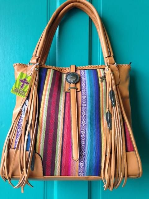 f294eb8c7 GS Serape Purse | YaYa Gurlz Best Handbags, Fashion Handbags, Tote Handbags,  Vintage