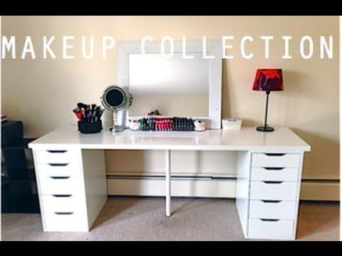 The Storage Desk I Use Is From Ikea It Comes Sold Separately With Drawers And Table Top In Diff