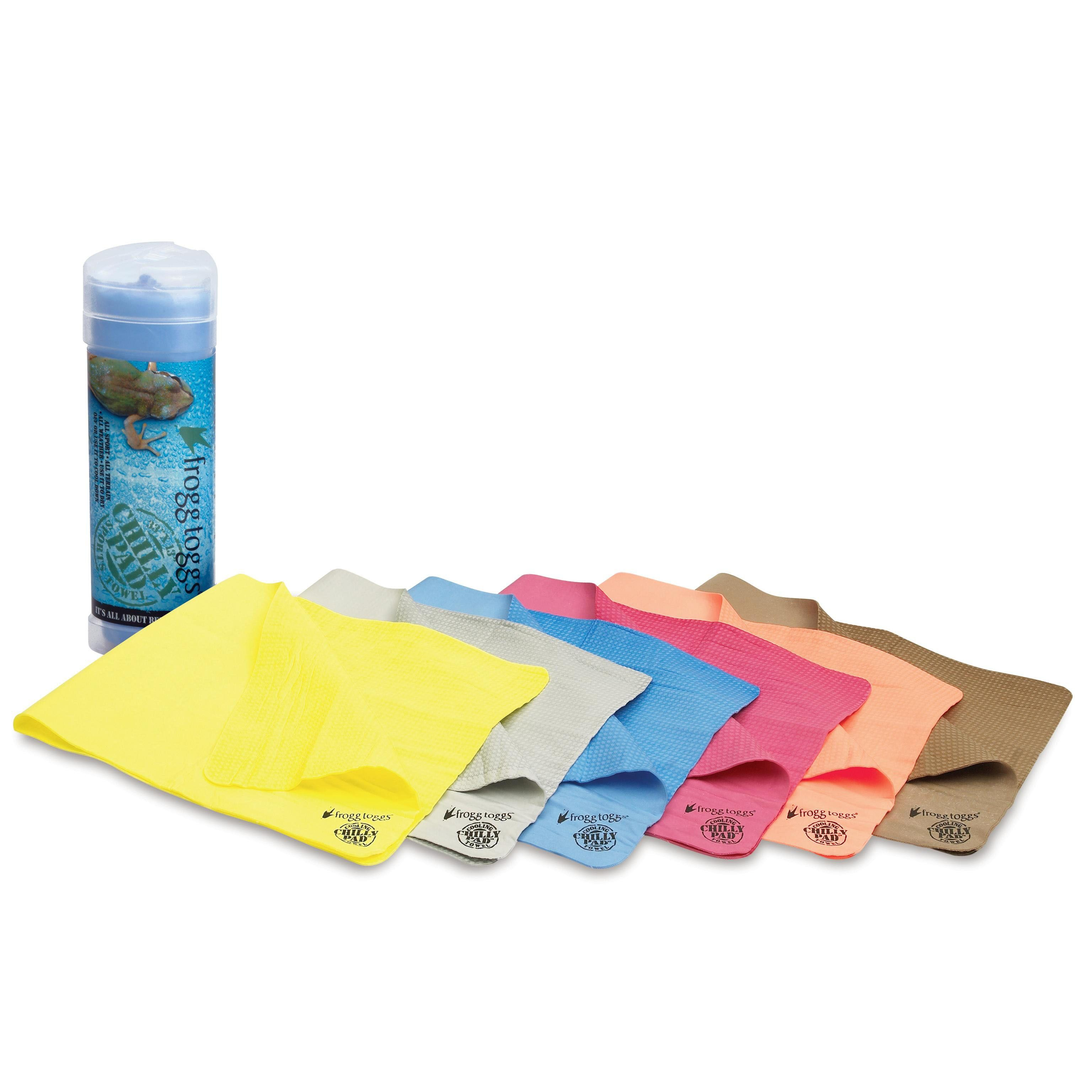 Frogg Toggs Chilly Pad Cooling Towel Safety Girl Towel