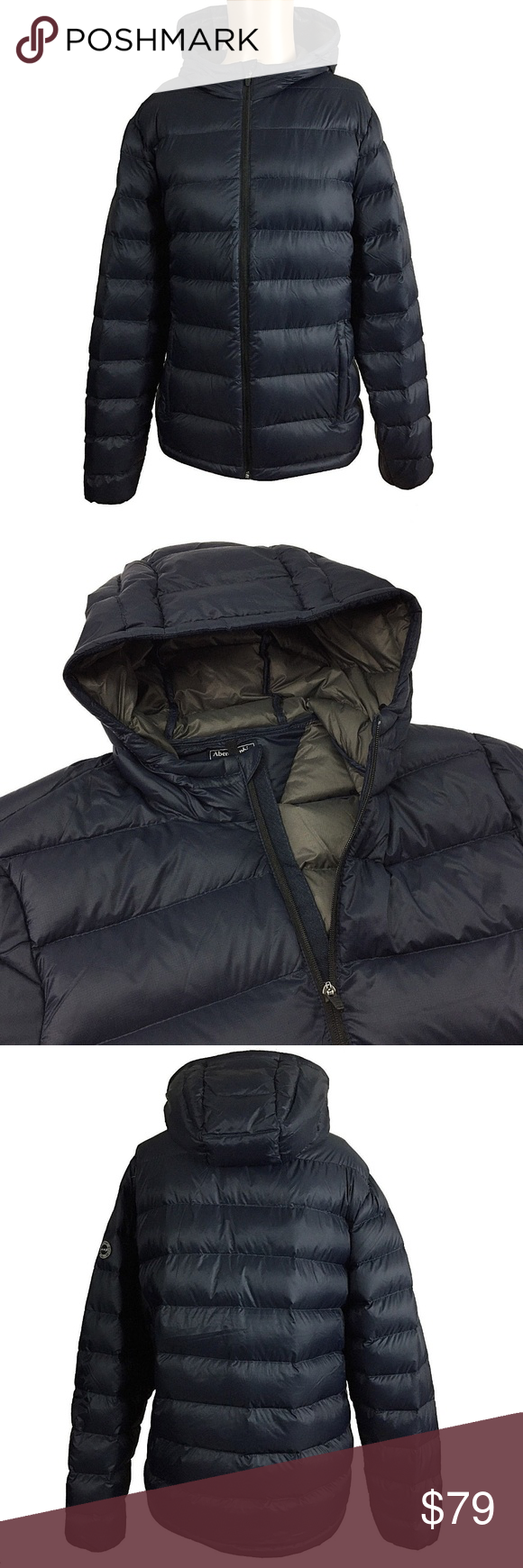 Abercrombie Fitch Down Filled Puffer Jacket New Without Tags Abercrombie Fitch Down Filled Puffer Jack Abercrombie And Fitch Jackets Jackets Puffer Jackets [ 1740 x 580 Pixel ]