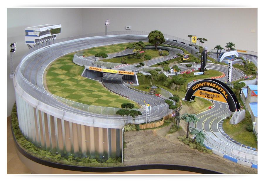 Dream Weaver Raceway Slot Mods Raceways Slot car