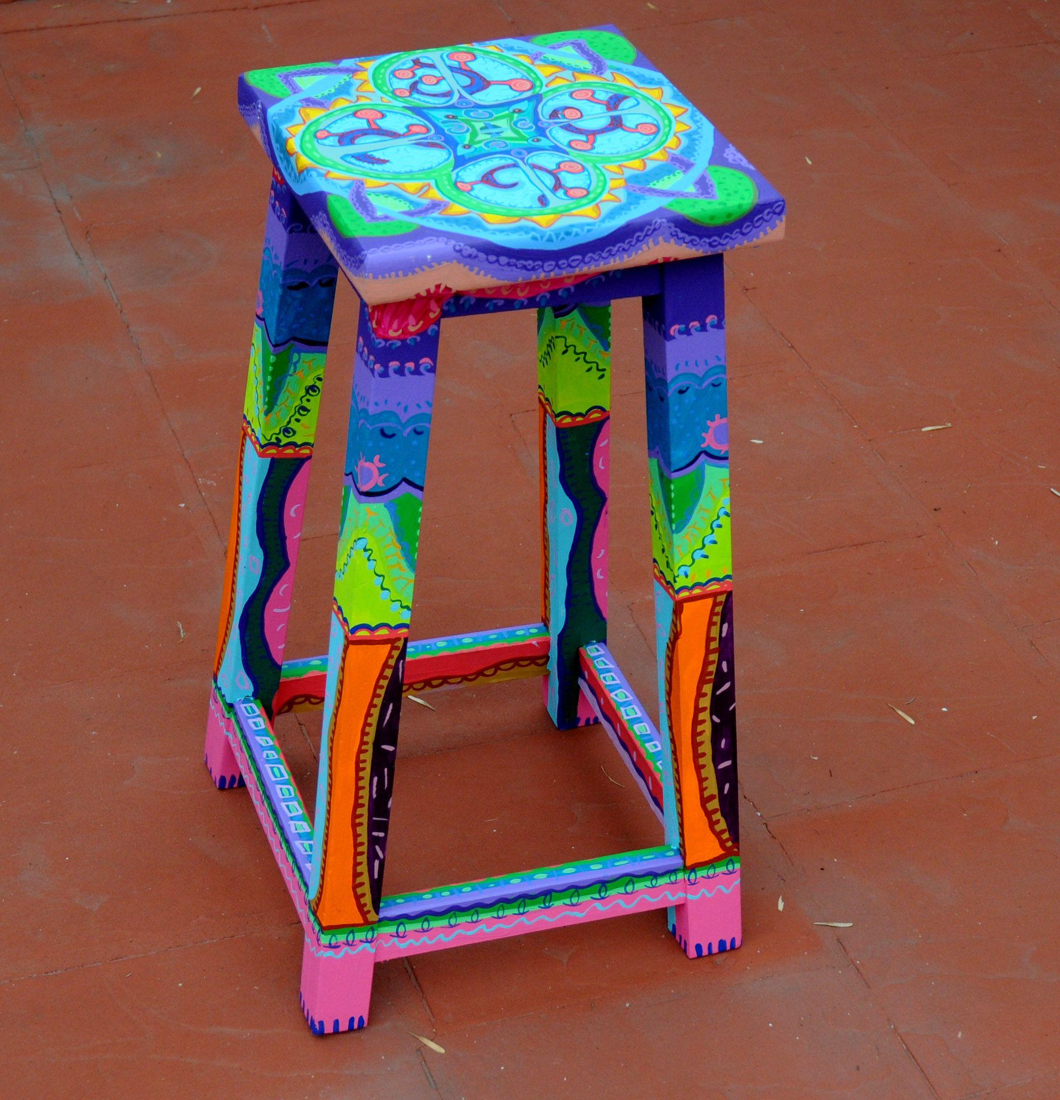 Pin de manuel torres en ideas para el hogar en 2019 - Muebles de madera pintados a mano ...