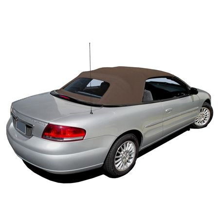 Chrysler Convertible Top 2001 2006 Sebring Stratus Sailcloth Vinyl