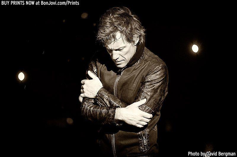 Photo © 2013 David Bergman / www.BonJovi.com/prints -- Bon Jovi at Krieau Racetrack in Vienna, Austria on May 17, 2013.