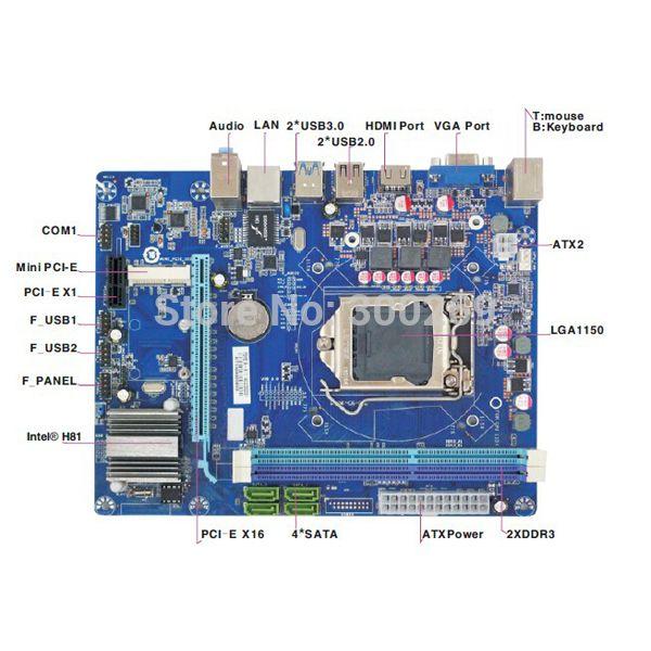 motherboards information