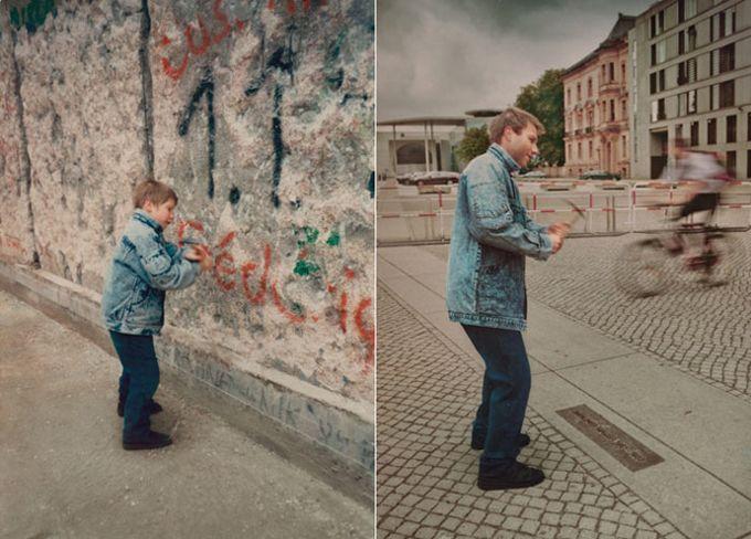 #Photography project by #IrinaWerning, #Backtothefuture