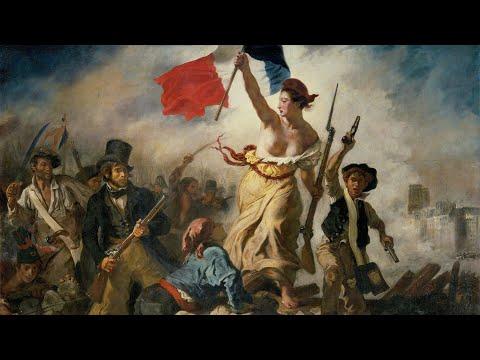 ロマン派絵画の巨匠」ウジェーヌ・ドラクロワ(Eugène Delacroix)の ...