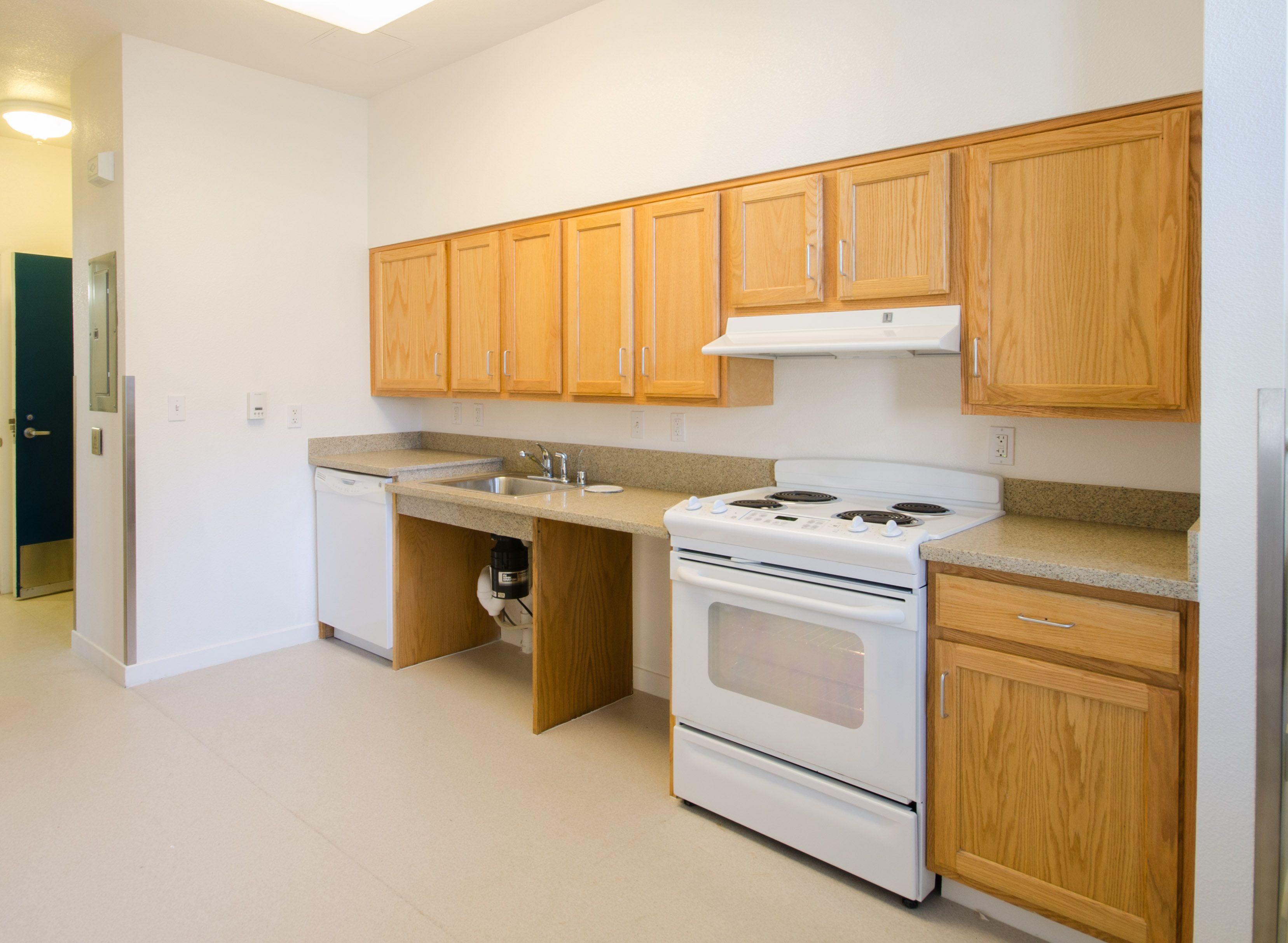 145 Irving - Apt 101 - ADA Accessible | Kitchen cabinets ...