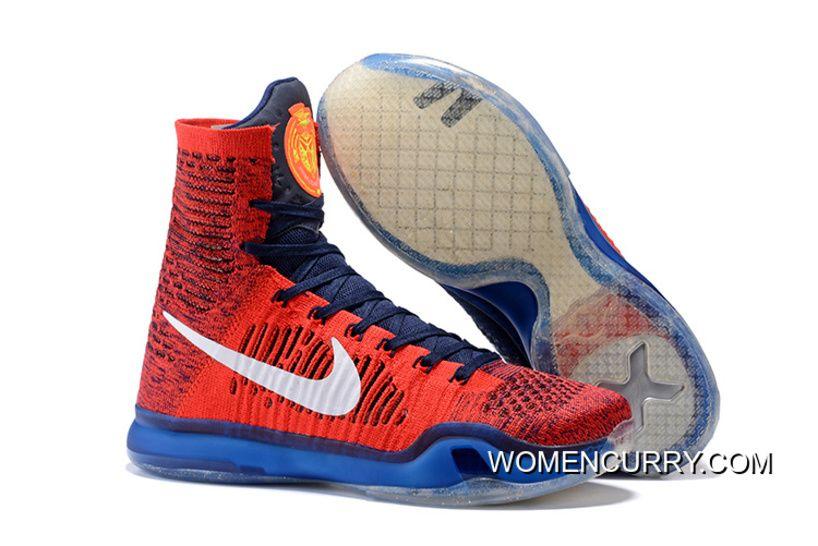"e462a051860f Buy Nike Kobe 10 Elite High ""American"" Mens Basketball Shoes Discount from  Reliable Nike Kobe 10 Elite High ""American"" Mens Basketball Shoes Discount  ..."