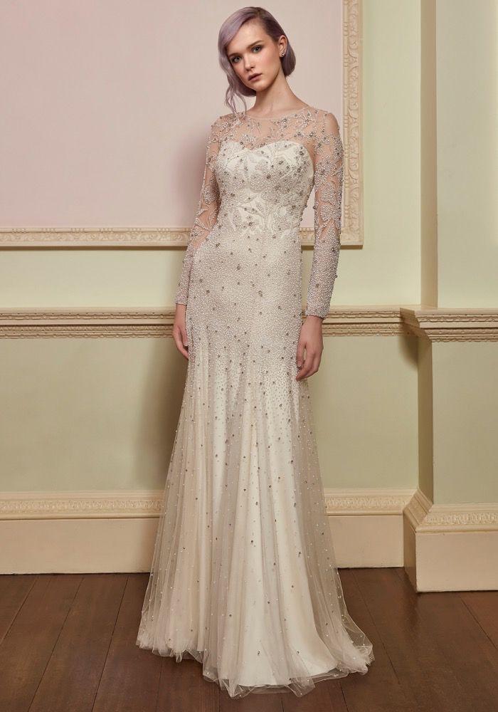 Jenny Packham 2018 Wedding Dress. Available at Designer Bridal ...